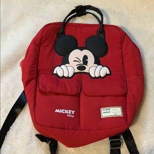 Zara Disney Backpack